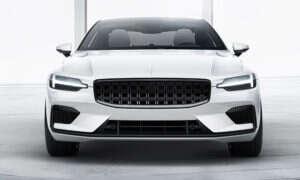 Polestar 2 – Volvo rzuci rękawice samochodowi Tesla Model 3
