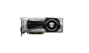 GeForce GTX 1170 niszczy 1080 Ti w domniemanym teście