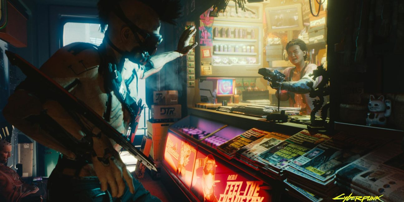 CD Projekt Red, Pondsmith, Cyberpunk, Cyberpunk 2077, gameplay, Mike Pondsmith