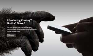 Gorilla Glass 6 z dwukrotnie wyższą odpornością od poprzednika