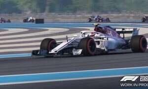 Zobacz pierwsze screeny z gry F1 2018