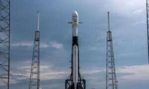SpaceX Falcon 9 wyniósł na orbitę satelitę Telstar 19V i bezpiecznie wylądował