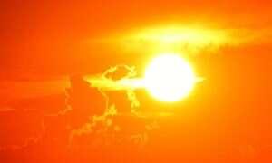 W atmosferze Słońca znajduje się ciekawa struktura