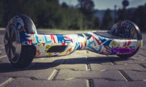 DGM ES-65, czyli tani hoverboard, ale nie dla wszystkich