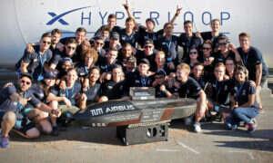 Pobito rekord prędkości w trzeciej edycji konkursu SpaceX Hyperloop