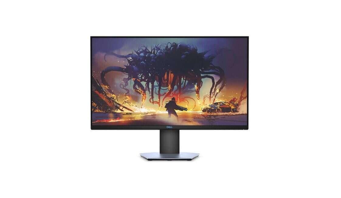 Dell 2419HGF, freesync, AMD, 155 Hz, 140 Hz, nowa seria, TN, Dell, monitor, Dell2719DGF,