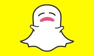 Snapchat pożegnał się z 3 milionami aktywnych użytkowników…