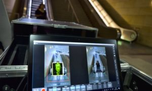 Do stacji metra w Los Angeles zmierzają zaawansowane skanery