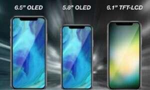Jeden z nowych iPhonów będzie dostępny tylko w Chinach