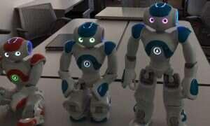 Podczas badań ludzie dali się zmanipulować robotom
