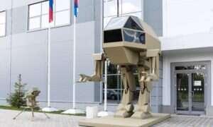 Rosja ma już swojego własnego mecha rodem z Star Wars