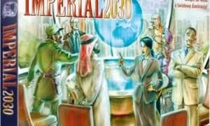 Recenzja gry planszowej Imperial 2030