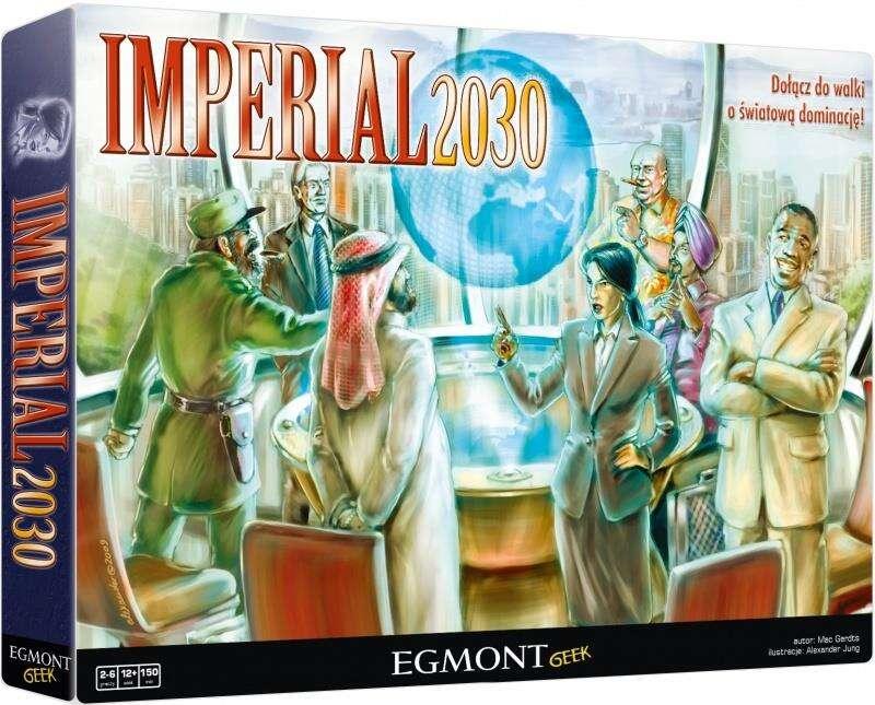 Imperial 2030 tło