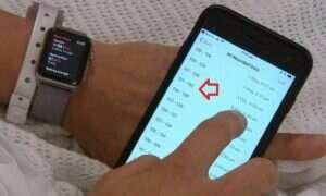Apple Watch uratował kolejne życie