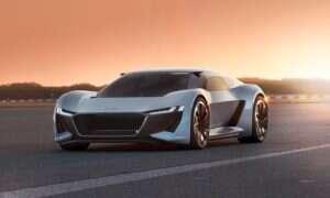 Audi zaprezentowało prototyp auta PB18 e-tron z trzema silnikami elektrycznymi