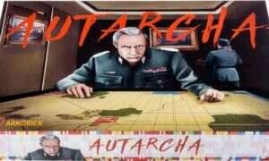Recenzja gry planszowej Autarcha