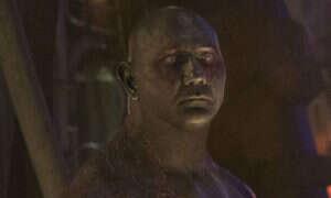 Dave Bautista może zrezygnować z grania w Strażnikach Galaktyki
