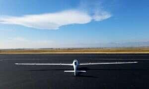 Elektryczny samolot napędzany energią słoneczną wykonał swój pierwszy lot