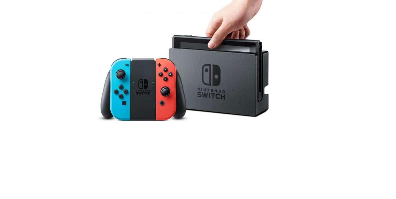 Nintendo, Nintendo Switch, Switch, konsola, VR, tryb VR, wsparcie VR, wirtualna rzeczywistość, VR ukryte w kodzie