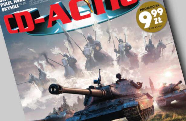 CD-Action, CD, Action, niższa cena, magazyn, Polska, pełne wersje, płyta, CD, gry, zawartość