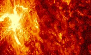 Zaobserwowano pierwszy koronalny wyrzut masy z gwiazdy innej niż Słońce