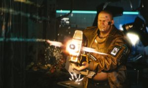 Mike Pondsmith miał okazję zagrać w Cyberpunka 2077…