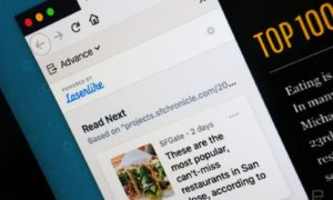 Firefox może proponować Ci artykuły na podstawie historii przeglądanych stron