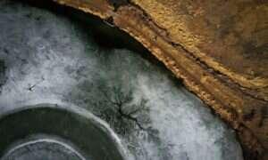Topnienie lodu na Arktyce może uwolnić dużą ilość węgla