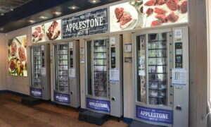 Pierwsze na świecie automaty z surowym mięsem!