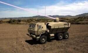 Armia USA nadal inwestuje w rozwój 100 kW lasera bojowego