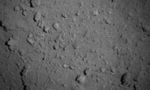 Niesamowite zdjęcia asteroidy Ryugu