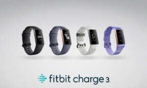 Fitbit prezentuje opaskę Charge 3
