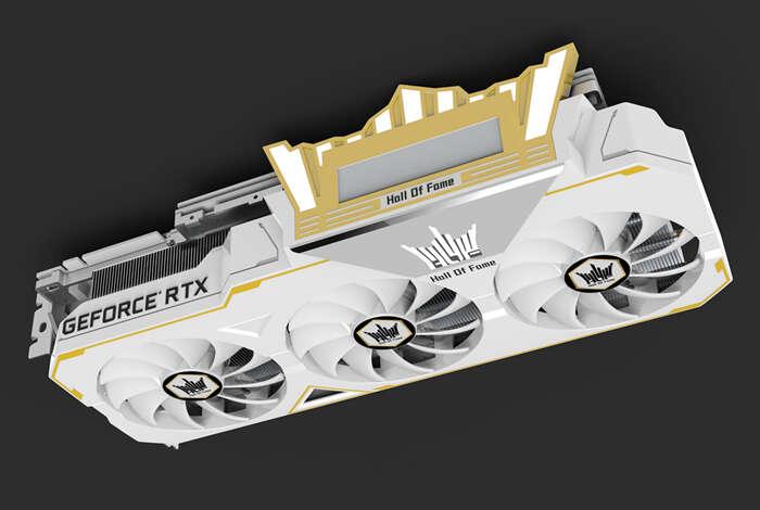GALAX GeForce RTX 2080 Ti/2080 HOF