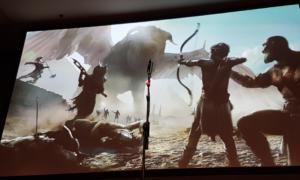 God of War mógł zadebiutować w klimacie egipskich mitów i legend