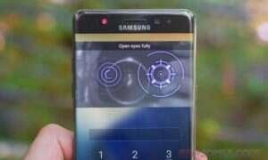 Infografika dotycząca ewolucji serii Note od Samsunga