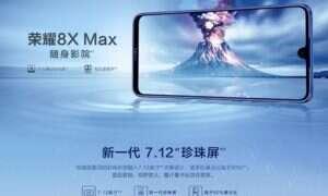 Najnowsze rendery i specyfikacja Honora 8X Max