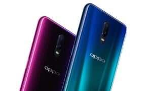 Oto specyfikacja smartfona Oppo R17