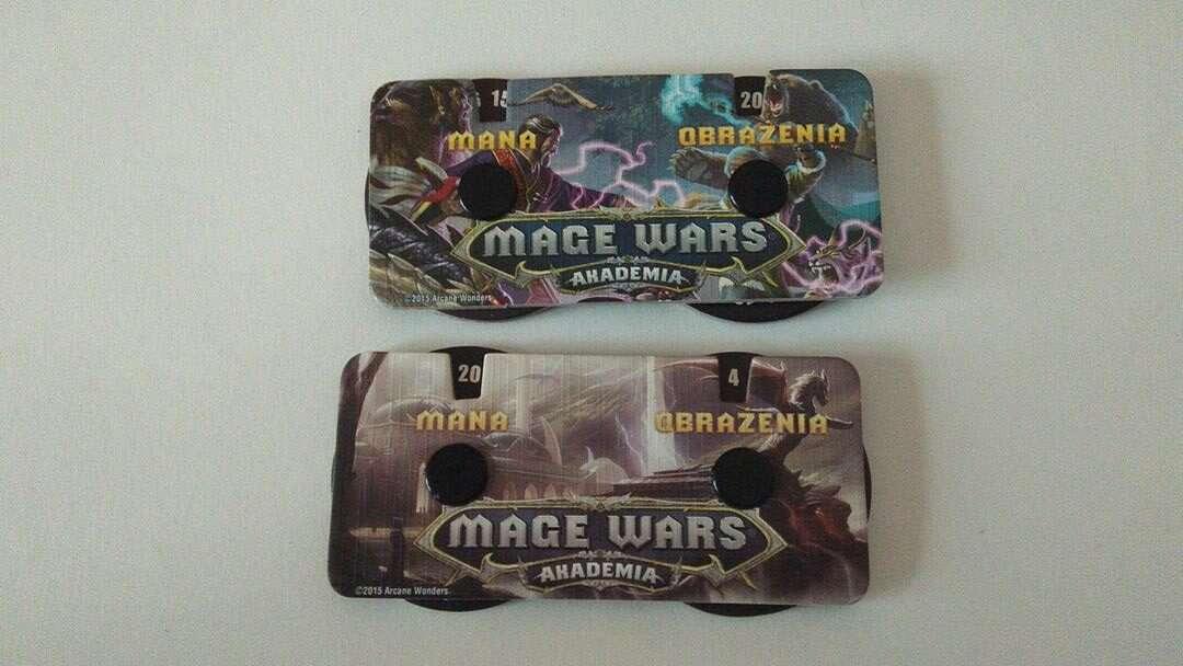 Mage Wars: Akademia kręciołki