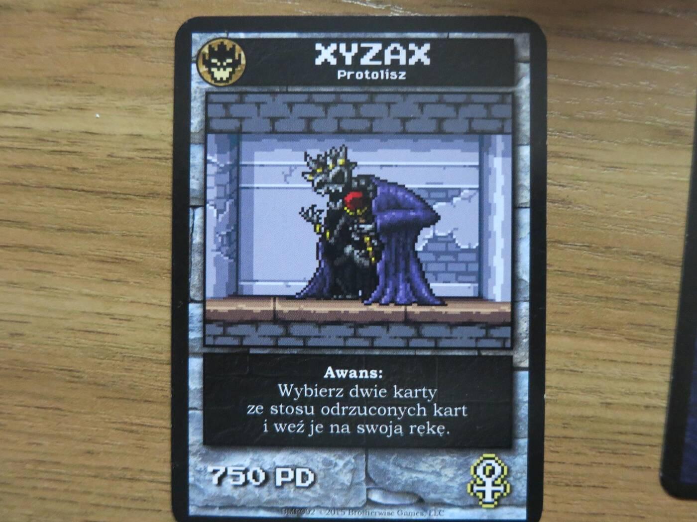 Boss Monster karty