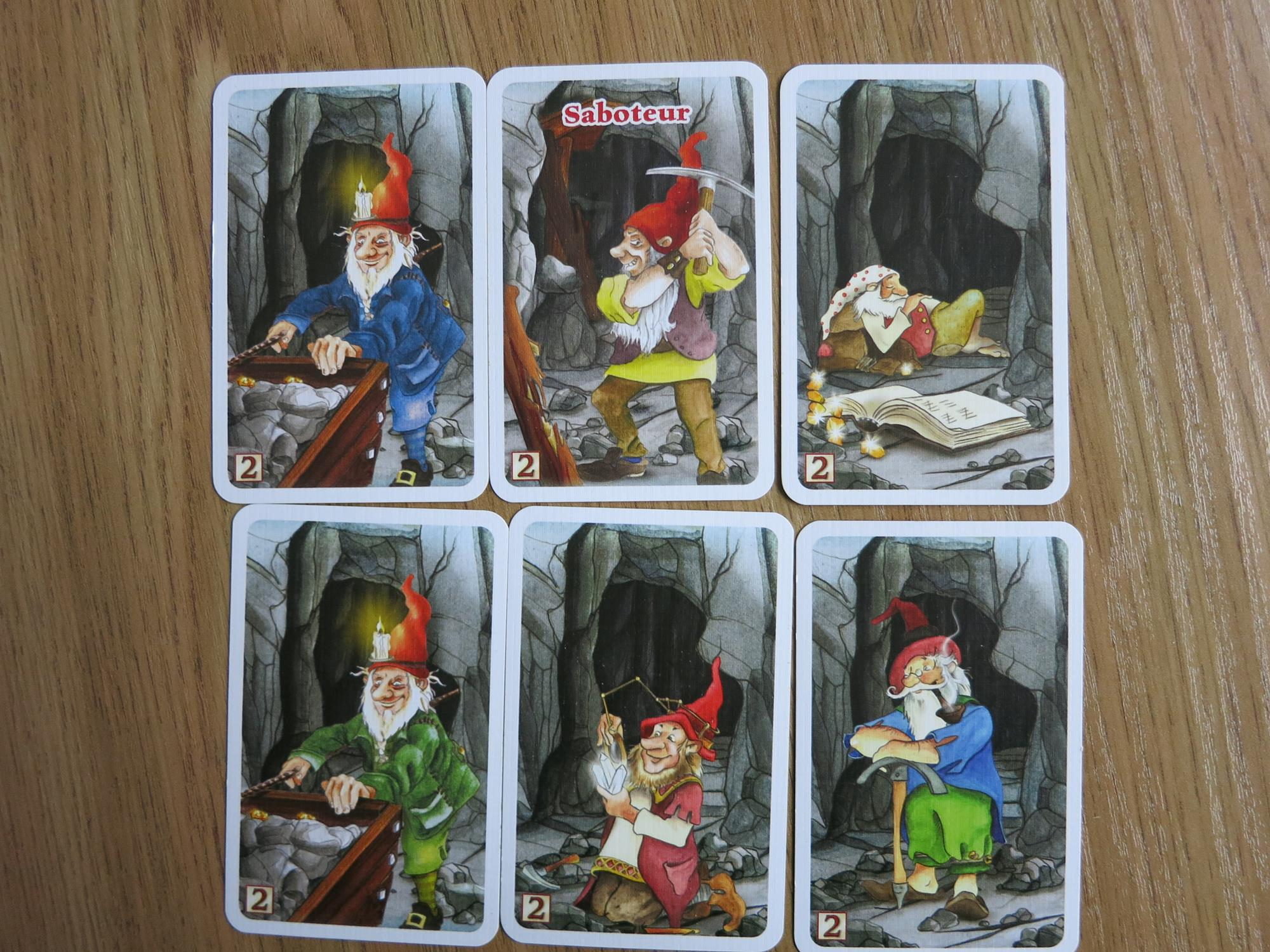 Sabotażysta karty