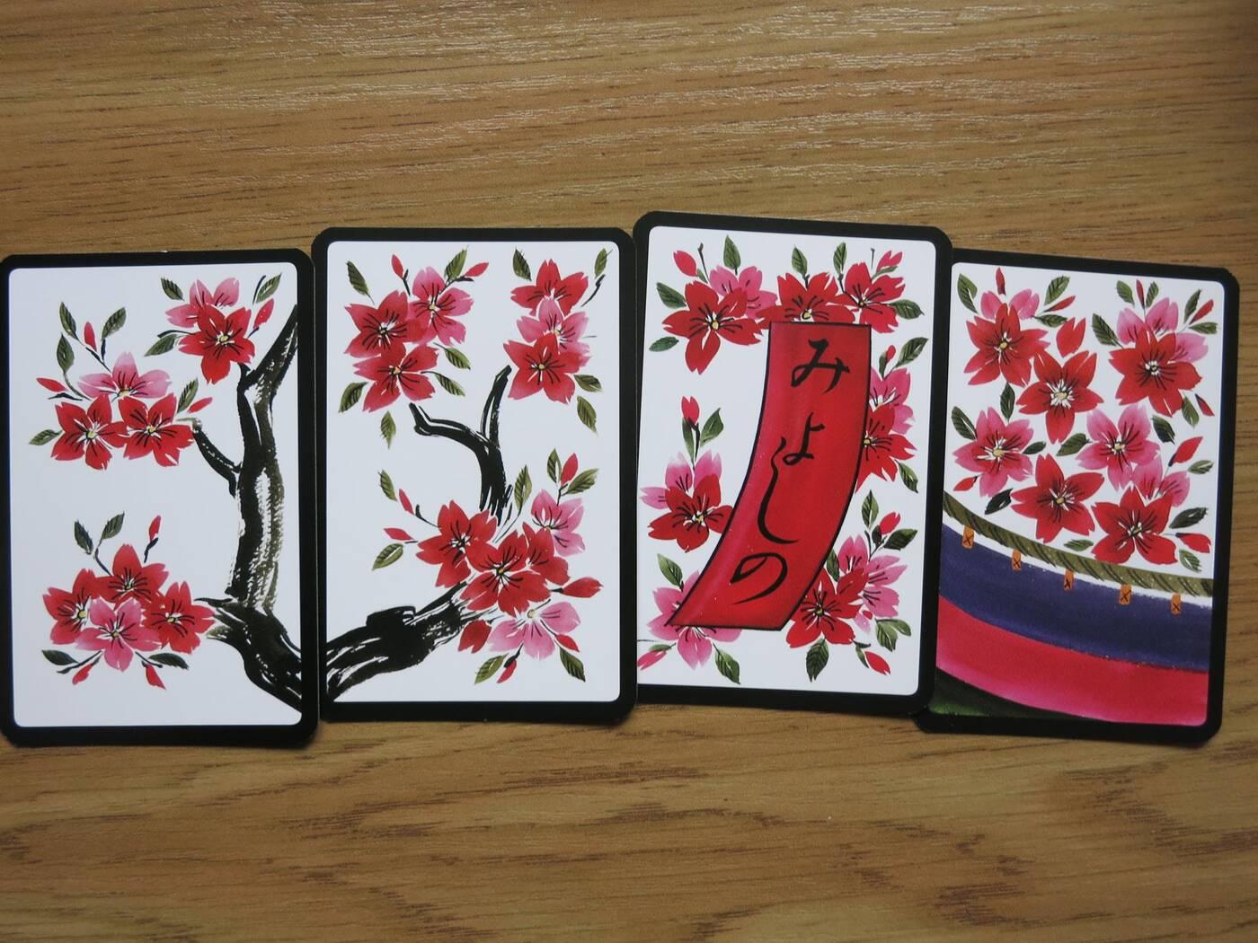 Hanafuda karty
