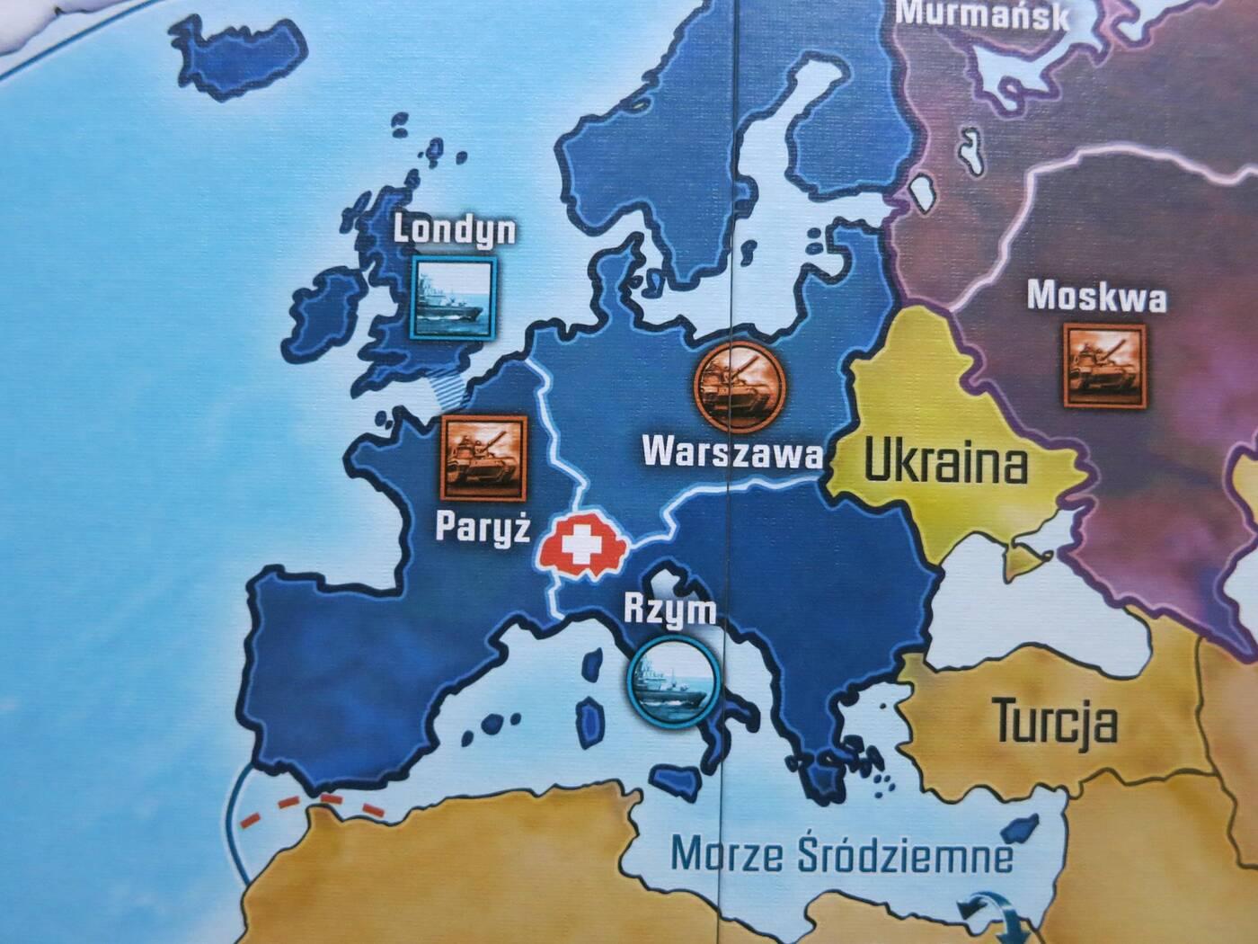 Imperial 2030 mapa