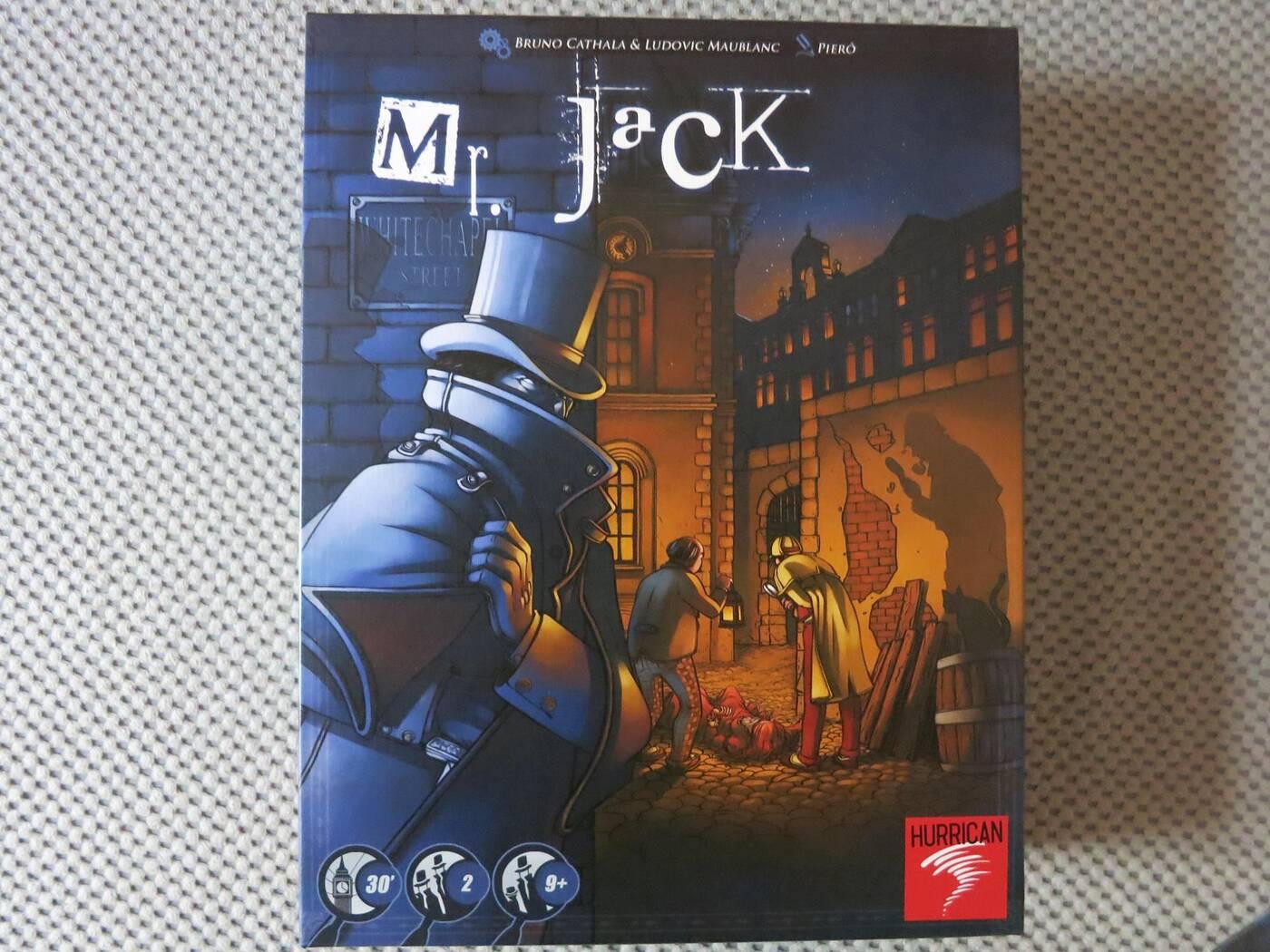 Mr. Jack pudło