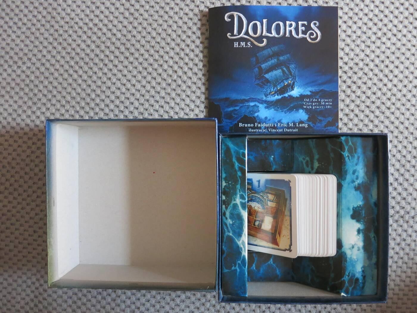 Dolores zawartość