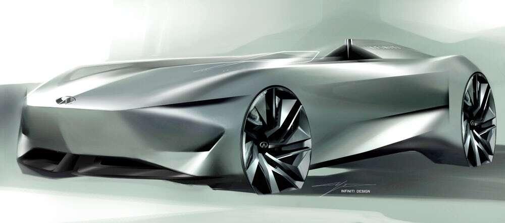 Prototype 10, Prototype 10, Prototype, zwiastun, samochód, Infiniti, Moto