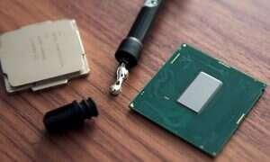 Intel Core i9-9900K oraz i7-9700K nie z glutem, a z lutem!