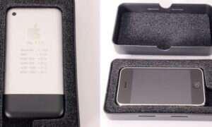 Ile może kosztować prototyp iPhone'a z 2006 roku?