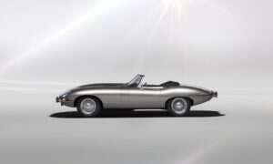 Jaguar E-Type Zero – elektryczne wydanie samochodu z 1968 roku