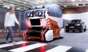 Te autonomiczne samochody nawiążą z Wami kontakt wzrokowy