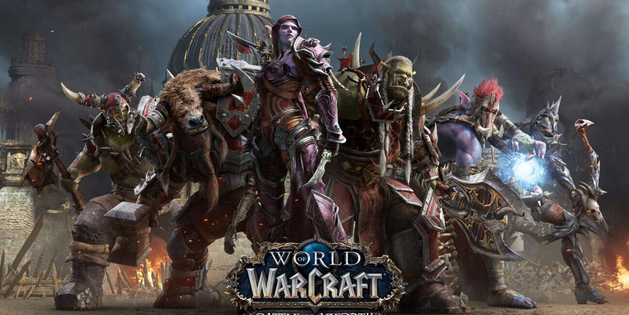 World of Warcraft, World of , World, WoW, dodatek, rekord, poziom, 120, GingiTV, WoW, BfA, dodatek, osiągnięcie poziomu
